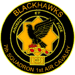 Blackhawks campaign patch