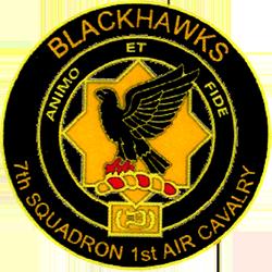 Blackhawks campaign patch